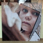 [237] Pixel art schilderij